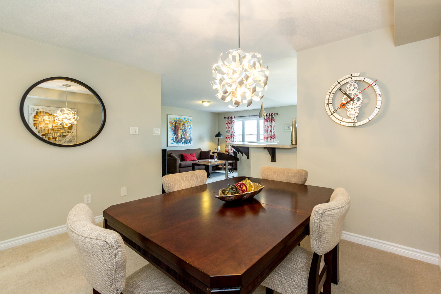 Great sized Formal Dining Area