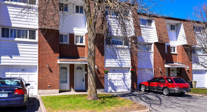 Photo of ***SOLD*** Spacious 3 Bedroom Townhome in Blackburn Hamlet.