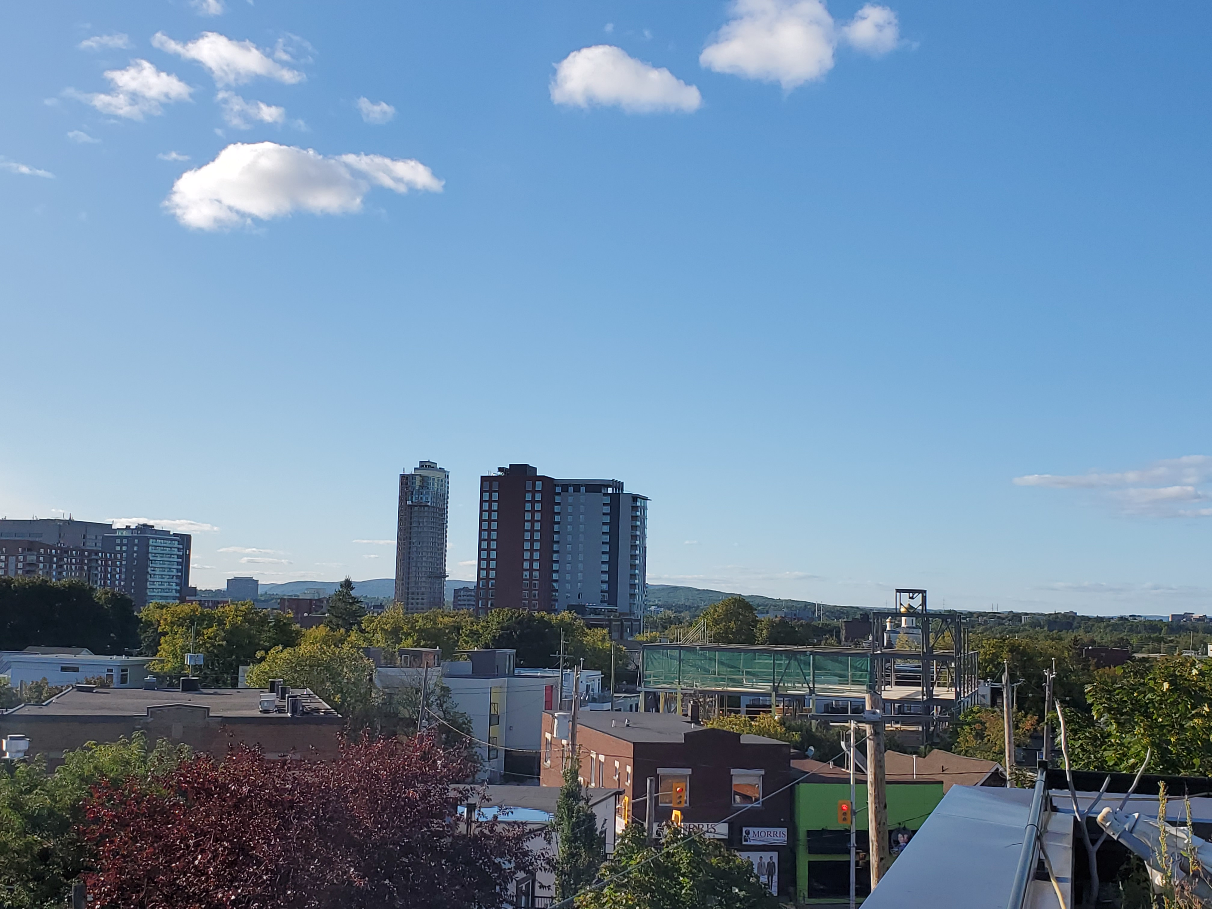 Great Views of Ottawa West and Gatineau Hills