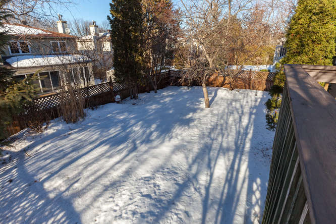 Large backyard just amazing for families, beautifully landscaped. Contact listing agent for summer photos that will blow you away.