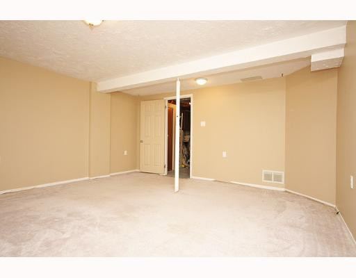 Good sized family room in the lower level
