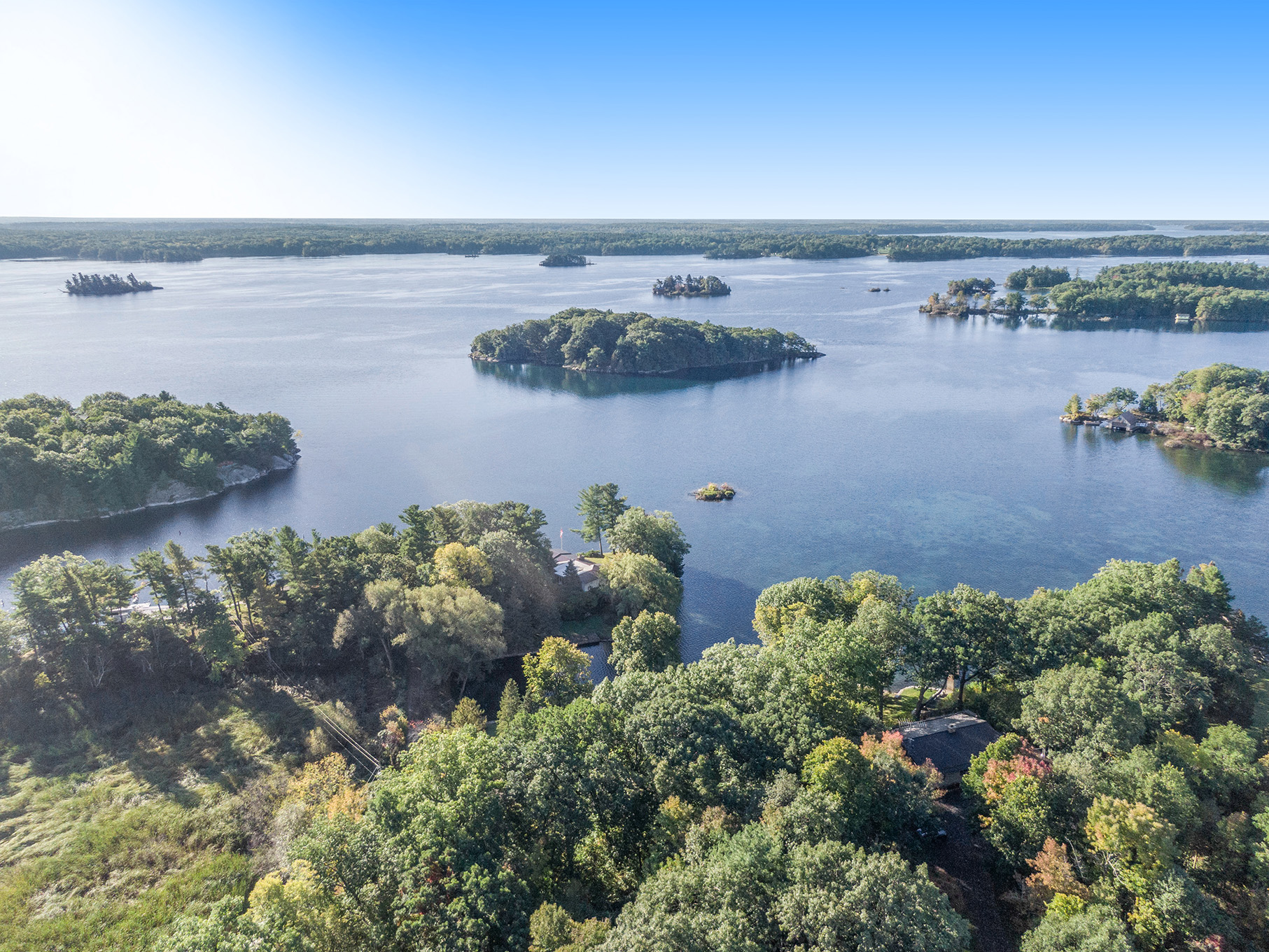 A stunning 4 bed, 4 bath home on approx. 1.13ac of land with over 300feet of water frontage...You HAVE to come and see this one.