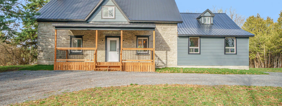 Photo of ***SOLD***16535 Sixth Rd. Moose Creek – 130 Year Old Stone Home Completely Updated Inside and Out