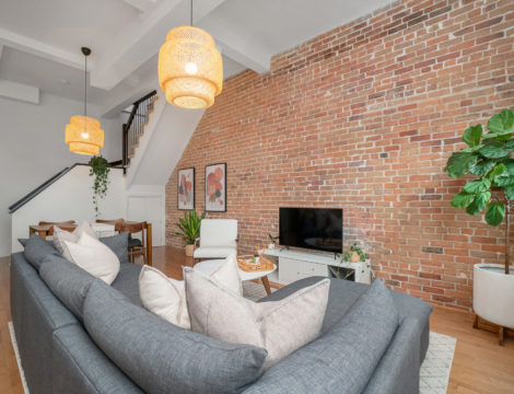 Photo of 201-19 Melrose – Stunning 2 Storey Penthouse Loft, with private 400sqft Rooftop Terrace