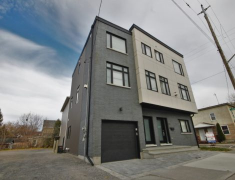 Photo of ***SOLD*** 175 Armstrong St.  4 Level 3 Bedroom Semi in Hintonburg