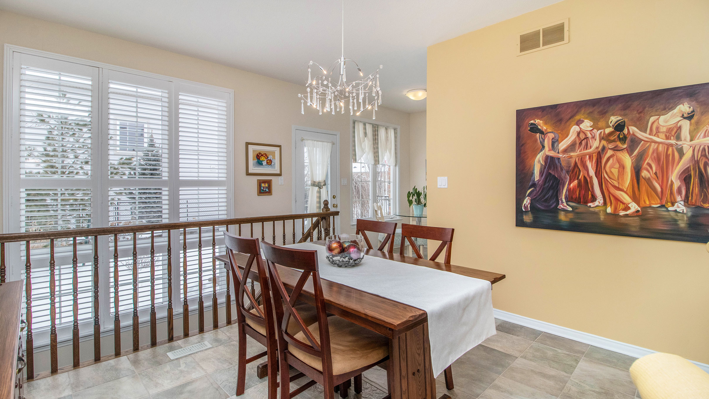 Spacious Formal Dining Space