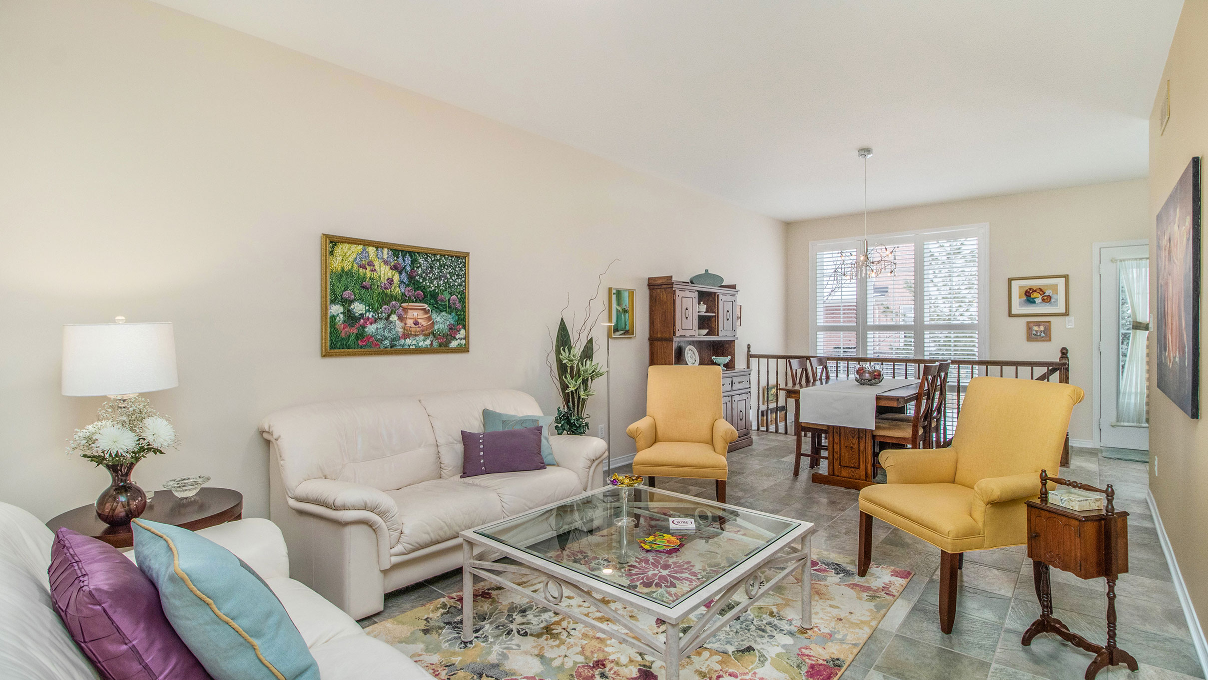 Great sized living space, br.