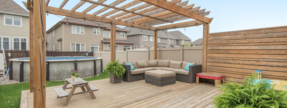 Photo of ***SOLD*** 935 Verbena – Stunning Semi-detached Home on a Premium Lot in Findlay Creek