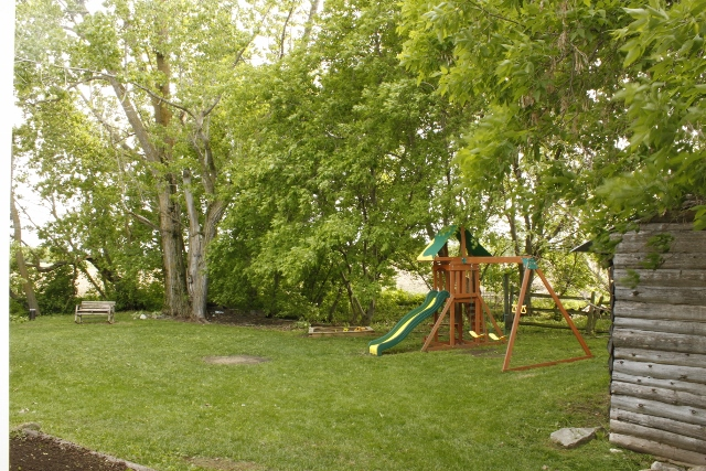 You'll be Hard Pressed to Find a Space Like This For the Kids to Run Around Anywhere Else!