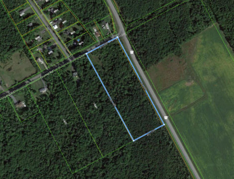 Photo of *SOLD* 10+ Acre lot in Chesterville.